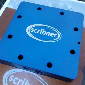 Scribner Plate